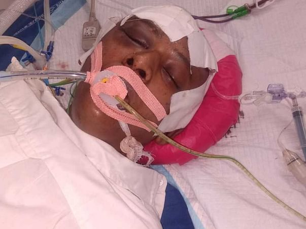 Help Madhavi To Recover From Accidental Injuries.