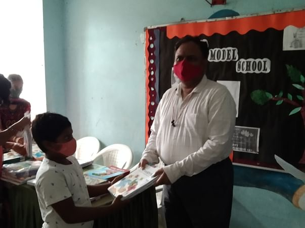 Mobiles for needy students for online schooling