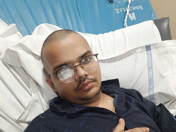 Support My Friend Aniketh Kulakarni To Recover From Black Fungus
