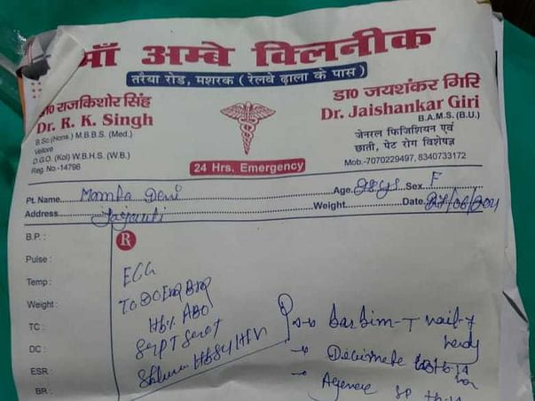 Help Needed For Medicine And Surgery Cost