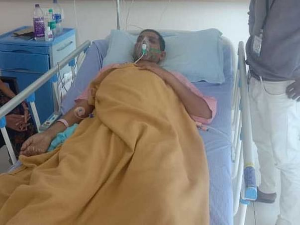 Help Ashok And His Family To Come Out From This Difficult Time