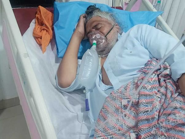Help Granthi singh for famliy Mom Nd Handicap Girl Who Lost Their Dad