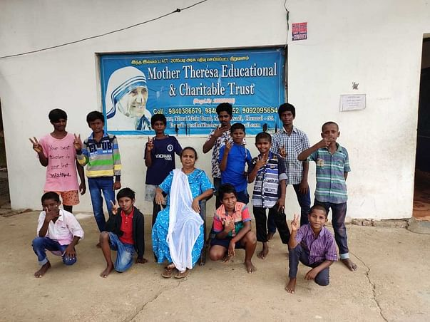 Support Mother Theresa's Educational & Charitable Trust