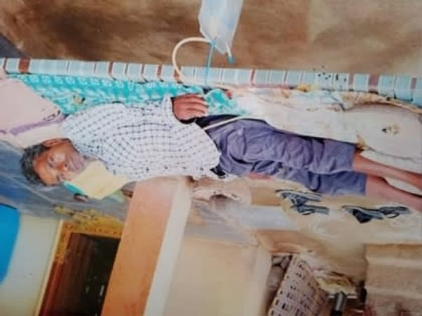 Help Venkareddy Recover From Spinal Cord Injury