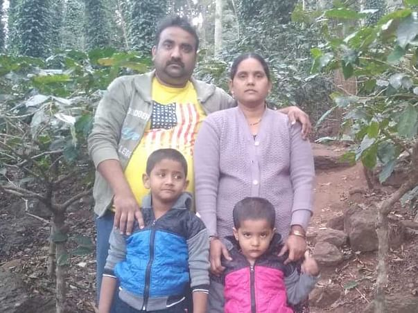 Help Suresh Family
