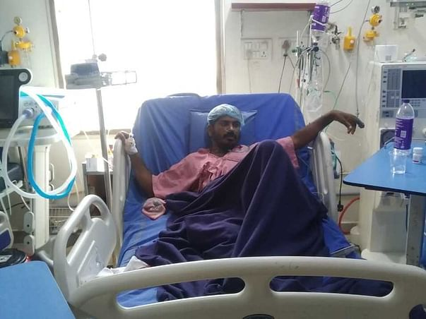 Cheema Mohan, who Is Suffering With Multiple Organs Failure