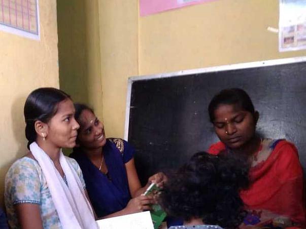 Support Kavitha & Vineetha To study At St. Joseph's Bangalore