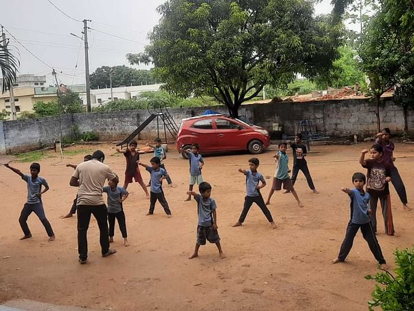 Help TAPASVI impart value-based education to orphan and poor children
