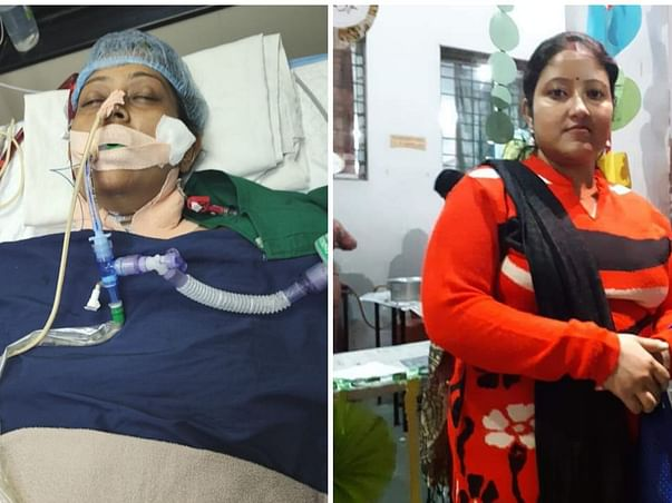 Help My Mother To Recover From Paralysis and  Vein Thrombosis