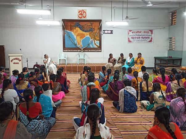 Help Jnana Prabodhini Conduct Welfare Activities for Socially Deprived