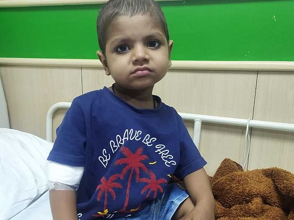 Help My Son To Recover From Blood Cancer