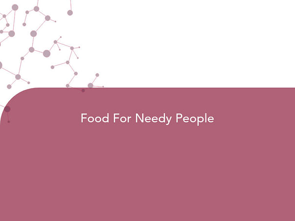Food For Needy People