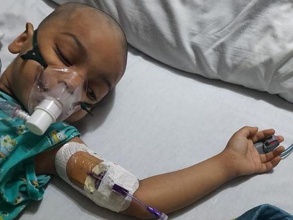 Help My Son To Bear Post Bone Marrow Transplant Medical Expenses