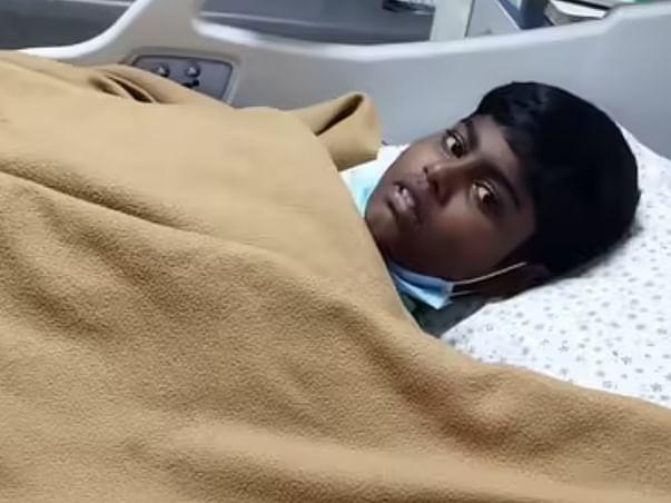 Help Sai Charan Fight Wilson's Disease