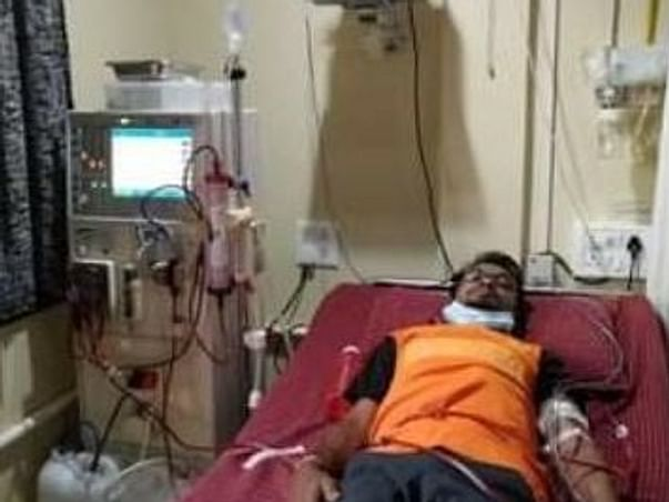 Support Dinesh Manikpuri Recover From Kidney Failure