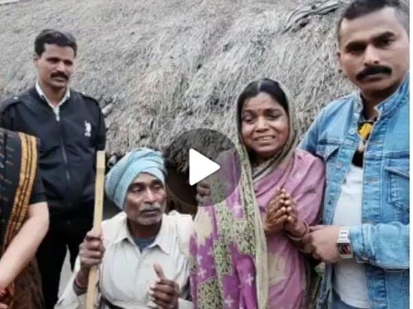 Help Krushna Chandra Behera Recover From Spinal Cord Injury