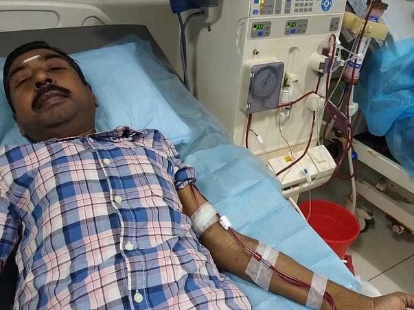 Support Mohanasundaram C Recover From Kidney Failure