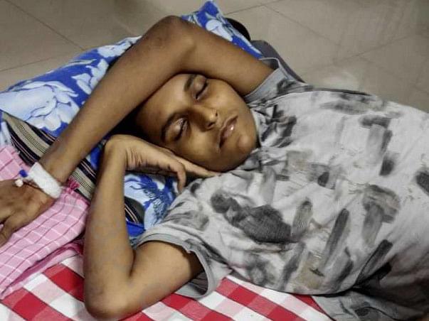 Help Abhiram Behera To Fight Against Leukemia