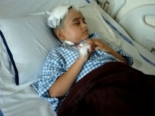 Support Badhri To Recover From Brain Clot