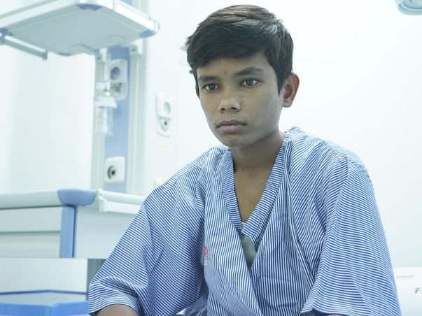 Support Bhukya Venu Gopal Recover From Thalassemia