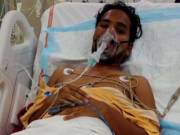 Support Koteswara Rao To Recover From Black Fungus