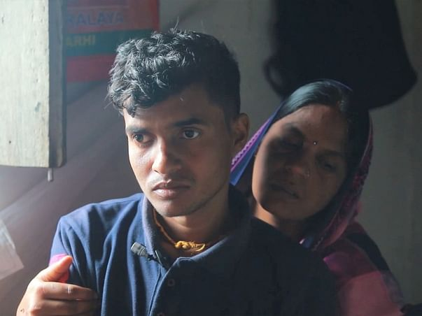 He is the only support of his mother, but he is suffering from cancer!