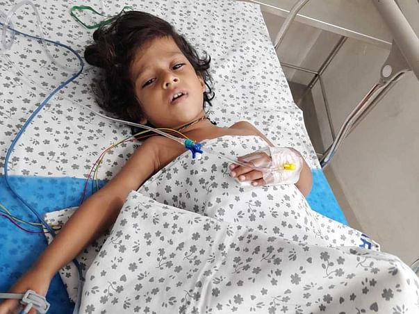 Help Sanvika Fight Blood Cancer
