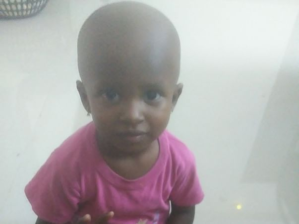 Support My 3 Yrs/O Daughter, Harsha Recover From Neuroblastoma Cancer