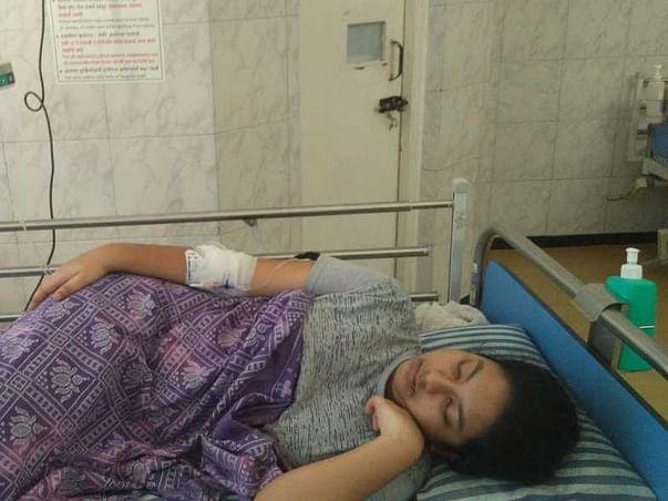 16 years old Srushti Sanjay Patil needs your help fight Acute Myeloid Leukemia