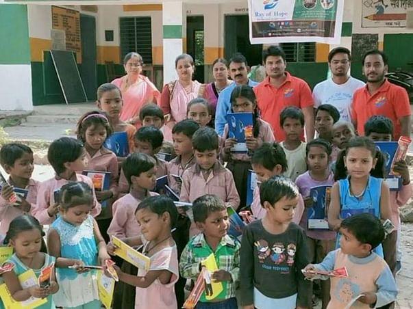 Support Ankit Kumar To Help Poor Children's Education