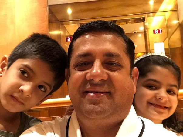 Puneet Dubey's Memorial Fund for Kid's Education (Kayaan and Kyra)