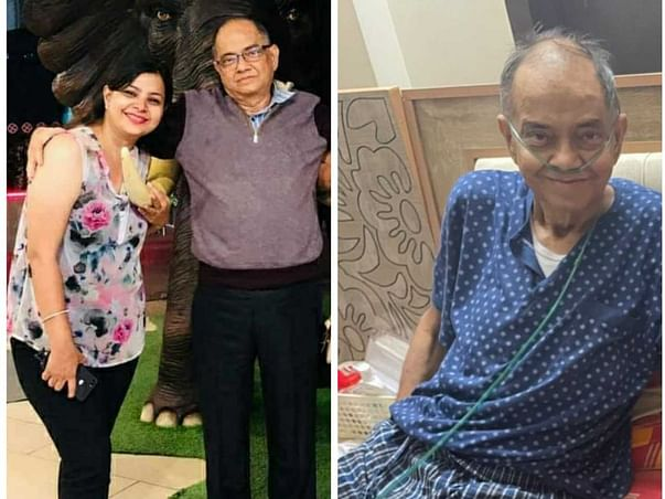 Support My Father Recover From Interstitial Lung Disease