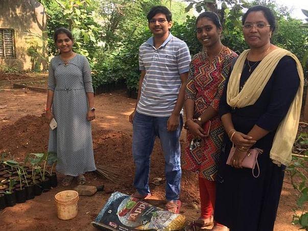 Support Sandhya To Help Haritha Seva Samiti