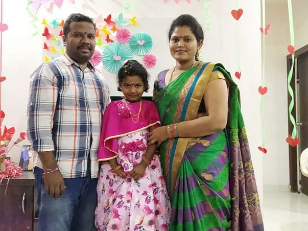 Help Hanumantha Chary's Family