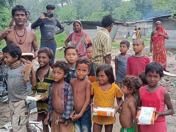 Hunger Free Kashi
