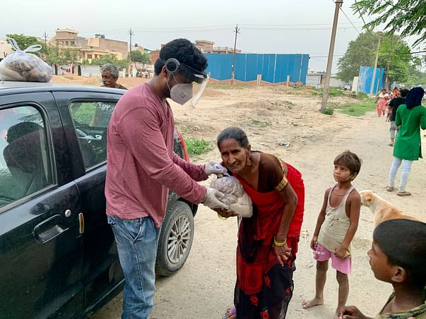 Help Lucknow Fight Against Hunger