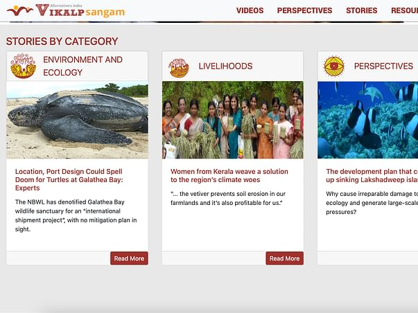 Support Showcasing Of Grassroots Initiatives From Across The Country