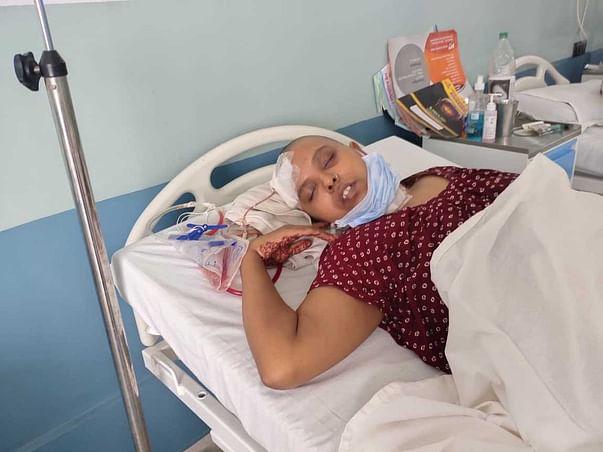 Support My Wife To Undergo Brain Surgery