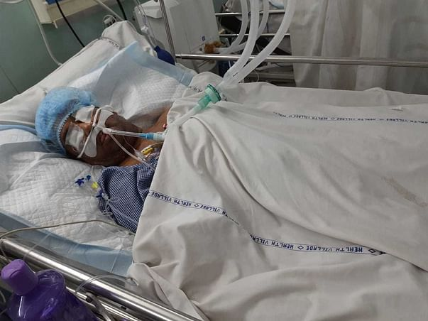 Help my father recover from kidney and lungs affected due to covid.