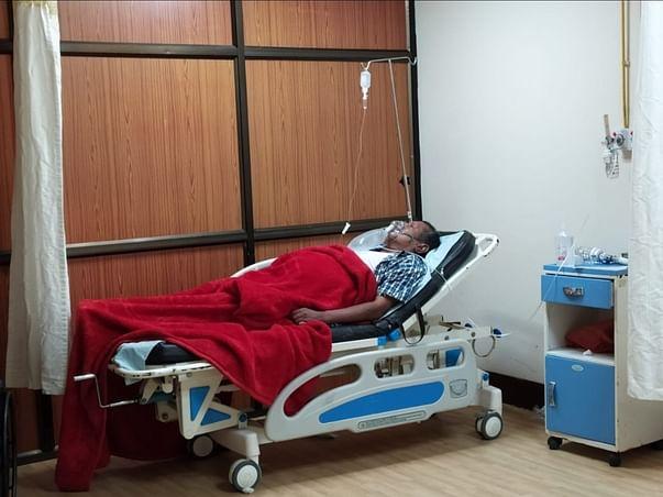 Raising Fund For Ashok Kr Brahma For His Lung Treatment