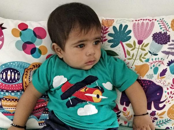 Help 7 Months Old Taimur, Recover Heart Disease (VSD) Faster