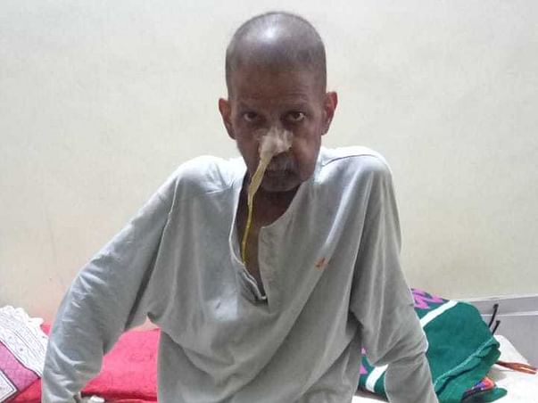 65 Years Old Salvador Dias Needs Your Help Fight Throat Cancer