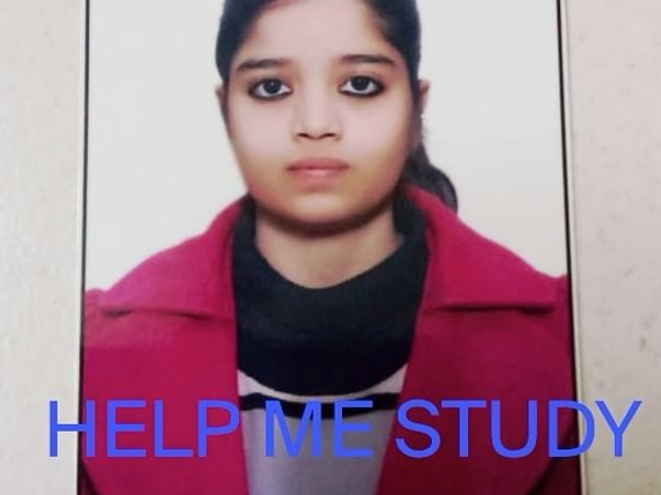 Help Shehla Afreedi Complete Her Studies