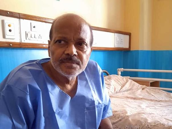 Help My Father To Undergo Heart Surgery