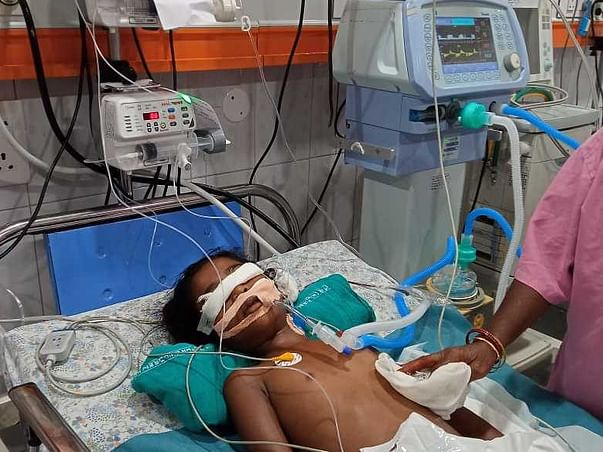 Support 8 Years Old Yadhithya Recover From Coma