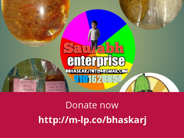 Please Support To Restart My Business