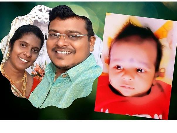 Contribute To Prajwal's Future