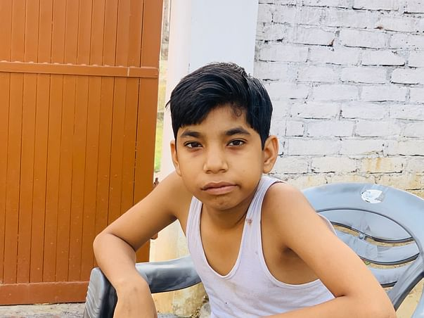 Support Ansh Yadav Recover From Blood Cancer
