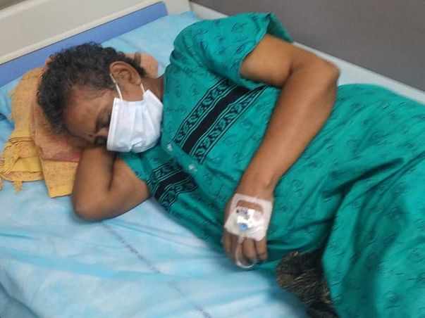 Help My Mother D Lakshmi Devi To Undergo Bone Cancer Treatment