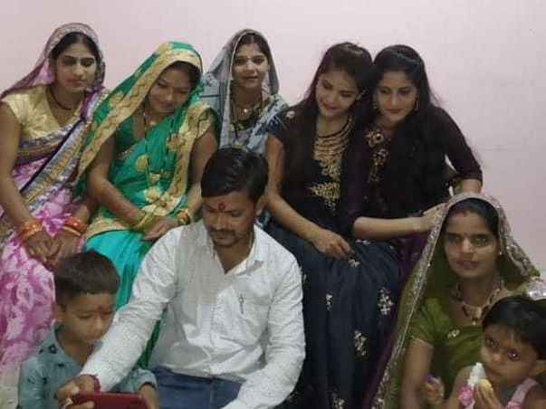 In memory of Jitendra Rajput. Support Jitendra's Family.